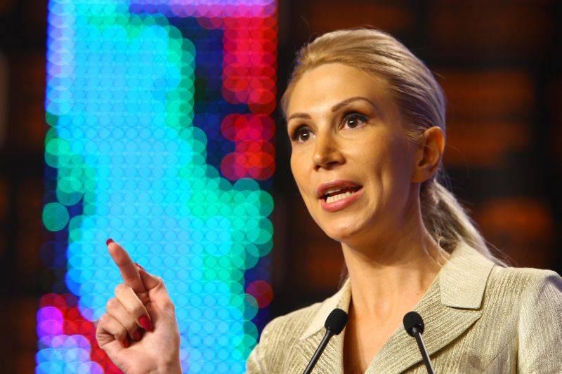 Raluca Turcan este prim-vicepreşedinte al PNL