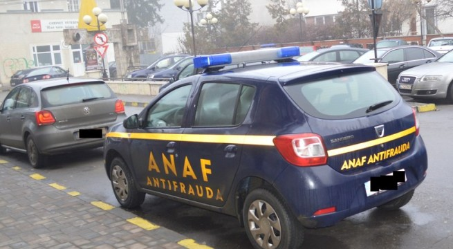 mafia politicienilor ANAF control anaf