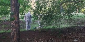 Descoperire macabră într-o pădure din Prahova