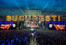 """Zilele Bucureştiului"": concert Schiller și iCeleBrate my City, pe Bulevardul Unirii"